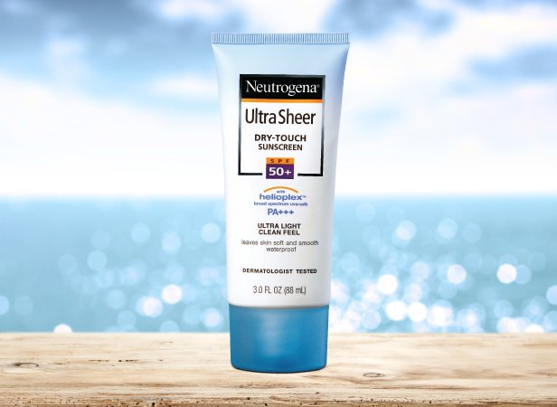Neutrogena® Ultra Sheer Dry-Touch Sunscreen SPF 50 PA+++ 88ml