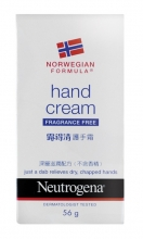 Neutrogena® Norwegian Formula® Hand Cream (Fragrance Free) 56g
