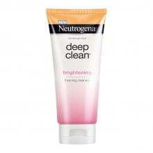 Neutrogena® Deep Clean® Brightening Foaming Cleanser 100g