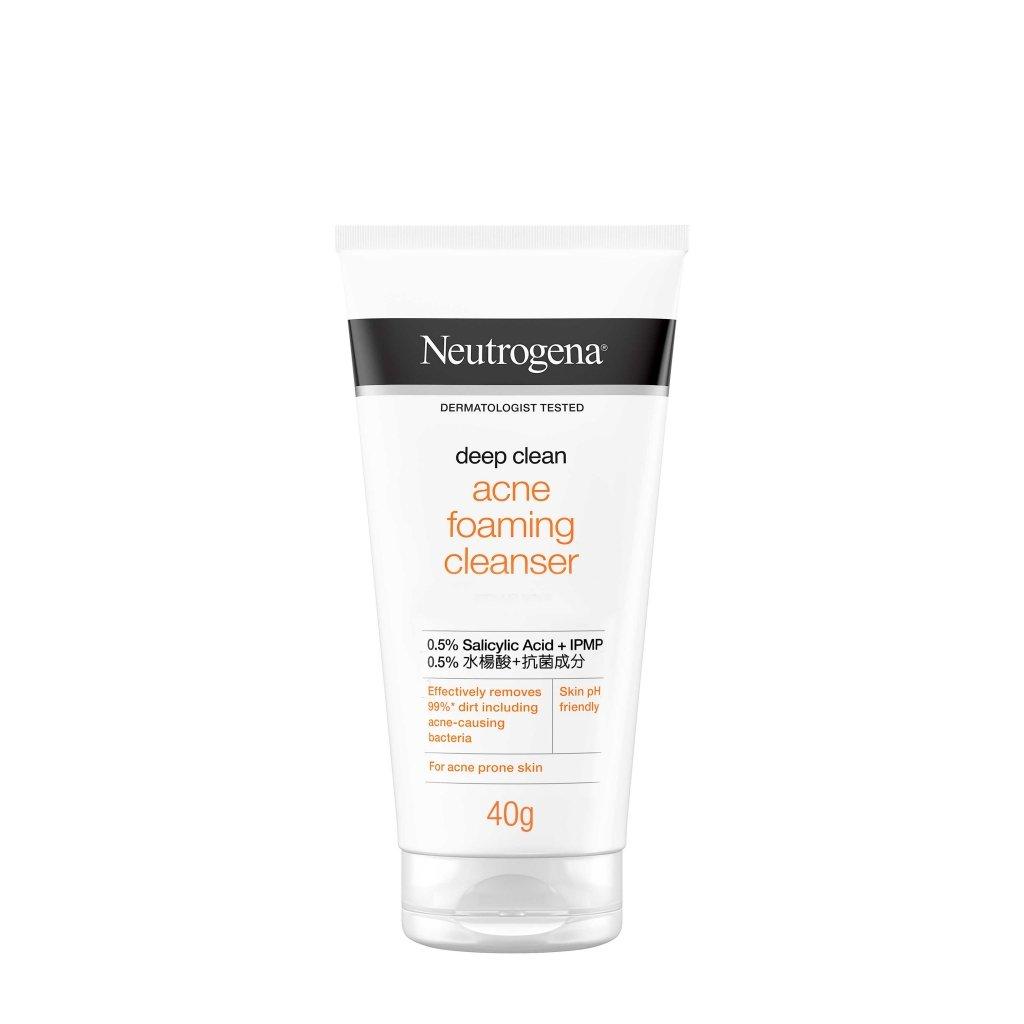 Neutrogena® Deep Clean® Acne Foaming Cleanser 40g