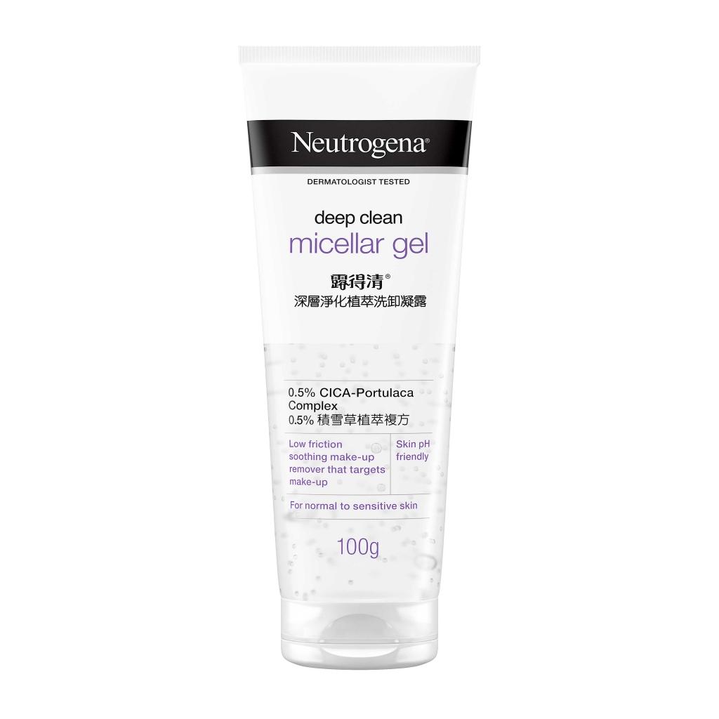 Neutrogena® Deep Clean® Micellar Gel Cleanser 100g