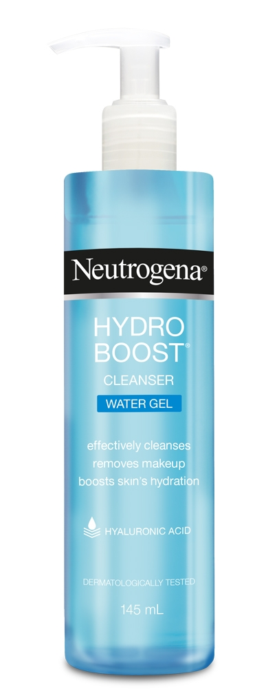 Neutrogena® Hydro Boost® Water Gel Cleanser 145ml