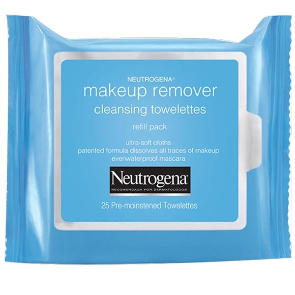 Neutrogena® Makeup Remover Wipes 25 Towelettes