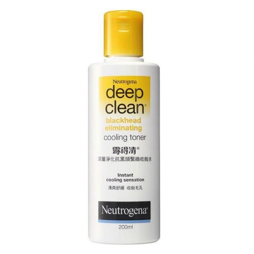 Neutrogena® Deep Clean® Blackhead Eliminating Toner 200ml