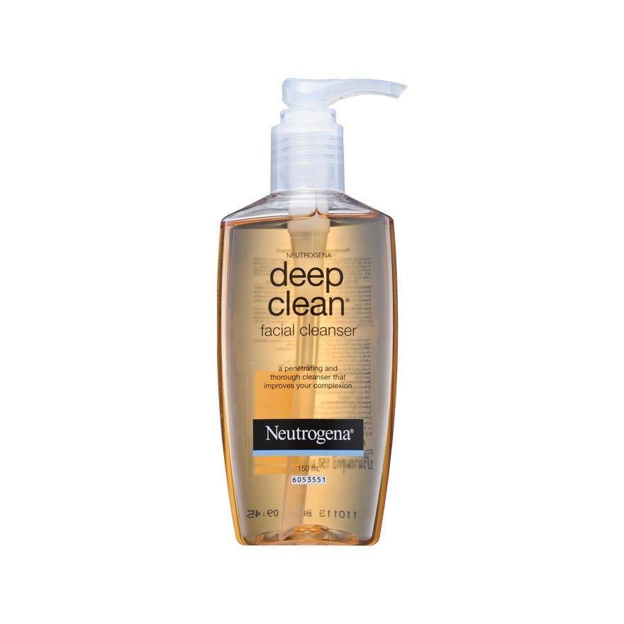 Neutrogena® Deep Clean® Facial Cleanser 150mL