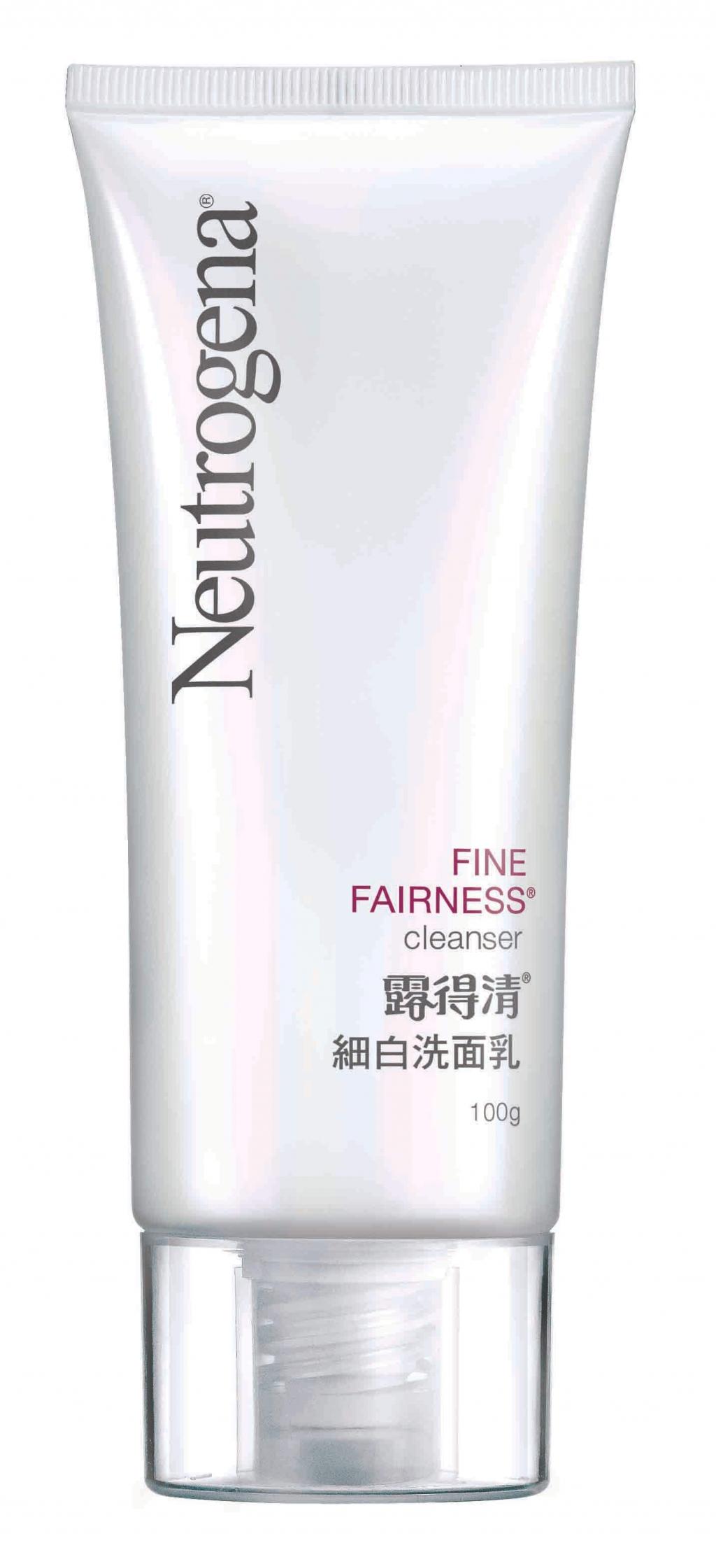 Neutrogena® Fine Fairness® Cleanser 100g