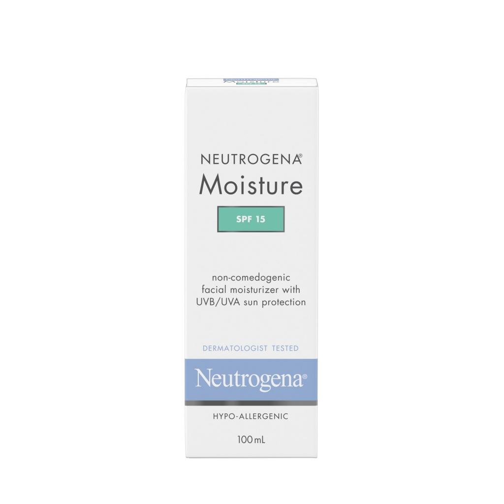 Neutrogena® Moisture SPF 15 100ml