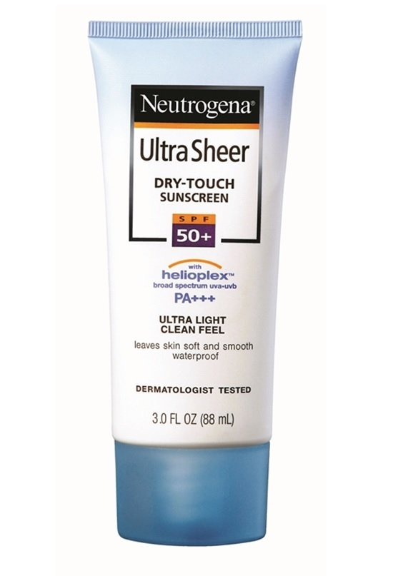 Neutrogena® Ultra Sheer® Dry-Touch Sunscreen SPF 50 PA+++ 88ml