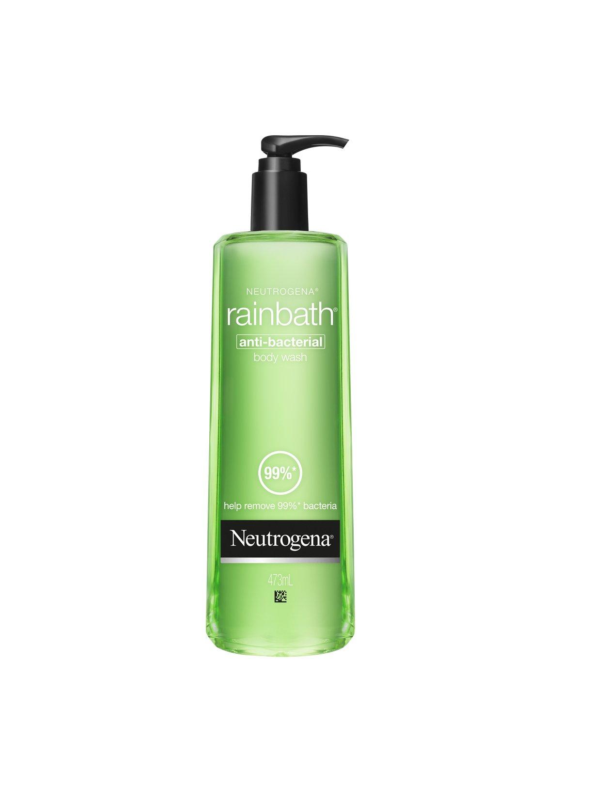 Neutrogena® Rainbath Anti-Bacterial Body Wash 473ml